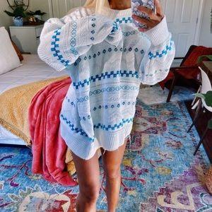 NEVAEH | chunky oversized knit ❄️